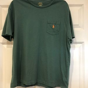 Polo classic fit pocket T-shirt